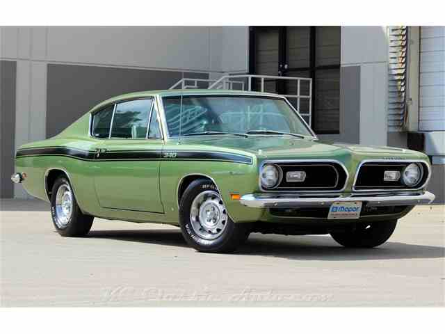 1969 Plymouth Barracuda | 1028063