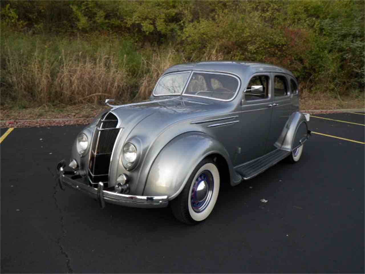 1934 To 1936 Desoto Airflow For Sale On