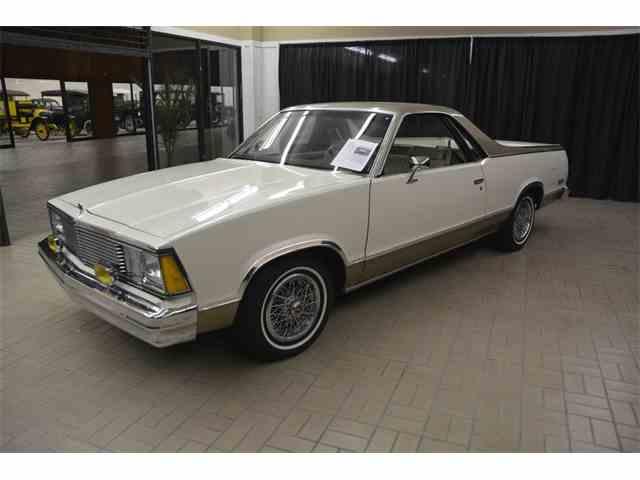 1981 Chevrolet El Camino | 1028096