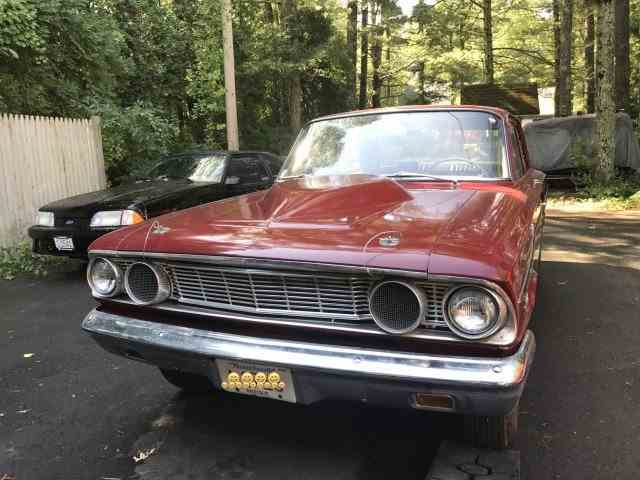 Picture of 1964 Ford Fairlane located in Massachusetts Offered by CARuso Classic Cars - LVNU