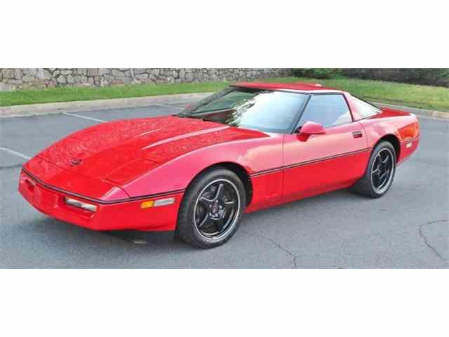 1990 Chevrolet Corvette | 1028100