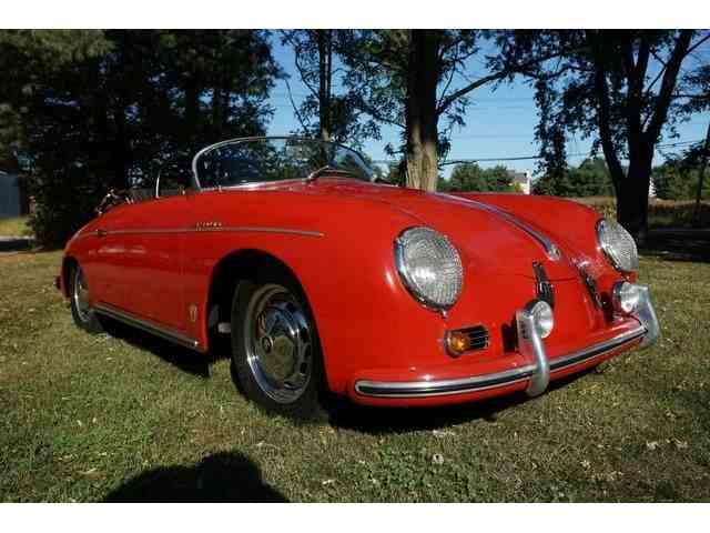 1956 Porsche 356 | 1028101
