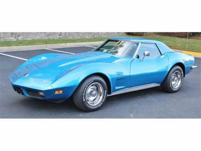 1973 Chevrolet Corvette | 1028111