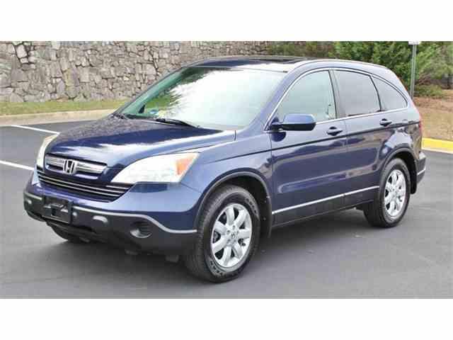 2007 Honda CRV | 1028115