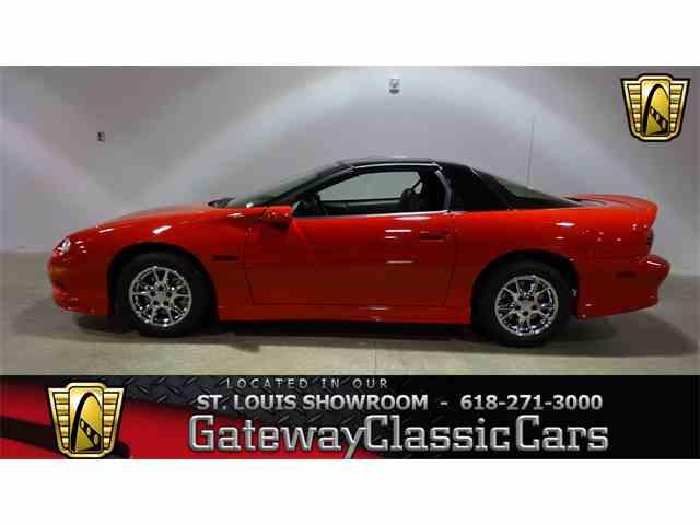 2002 Chevrolet Camaro | 1020812