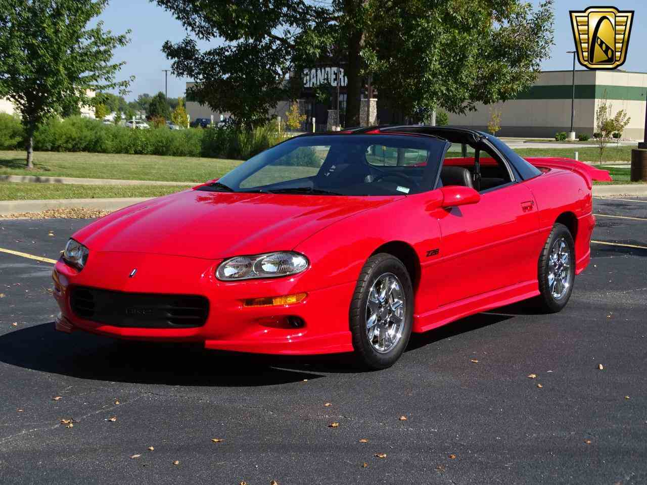 Large Picture of '02 Camaro - LVNW