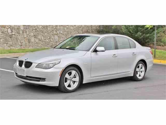 2008 BMW 5 Series | 1028123
