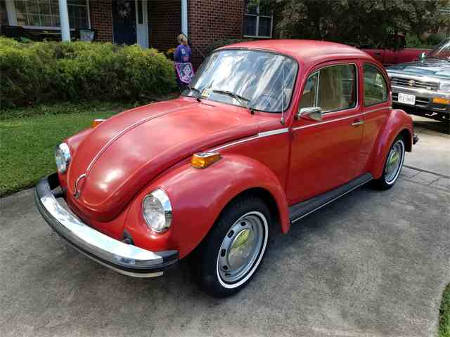 Picture of '74 Volkswagen Super Beetle located in Chesapeake VIRGINIA - $8,990.00 Offered by a Private Seller - M1B5