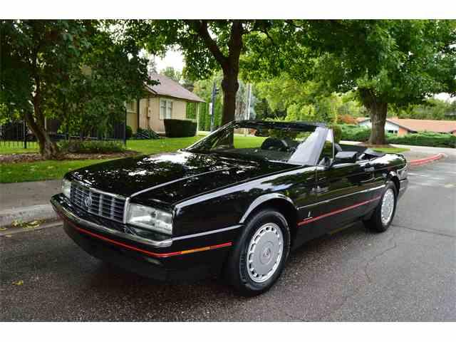 1991 Cadillac Allante | 1028132