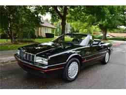 1991 Cadillac Allante for Sale - CC-1028132