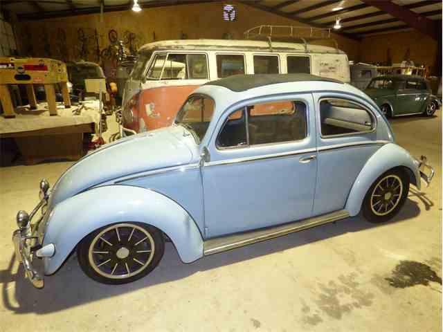 1956 Volkswagen Beetle | 1028140