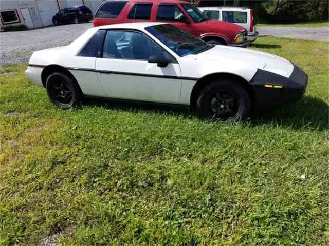 1984 Pontiac Fiero | 1028144