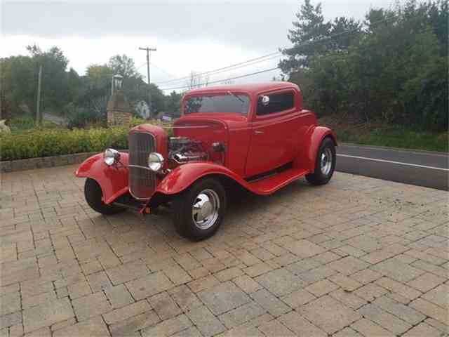 1932 Ford 3-Window Coupe | 1028147