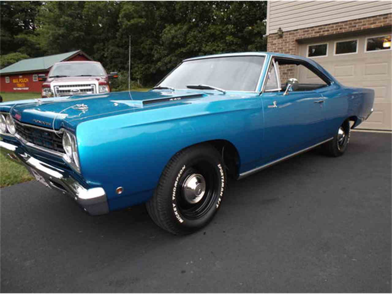 1968 plymouth road runner for sale cc 1028153. Black Bedroom Furniture Sets. Home Design Ideas