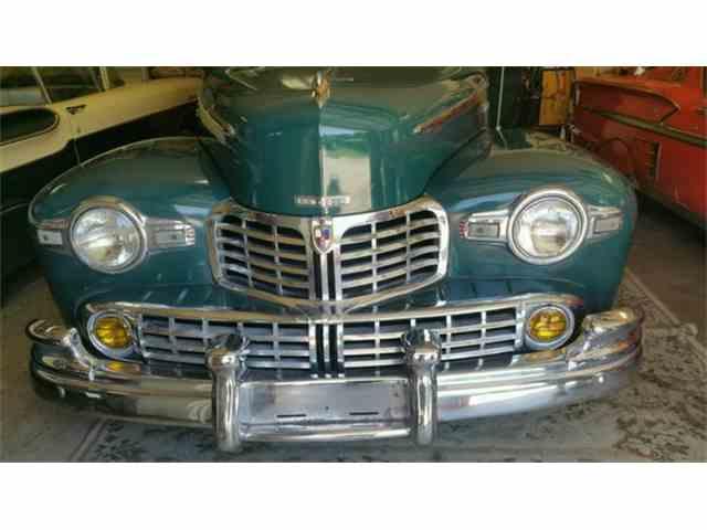 1947 Lincoln Zephyr | 1028167