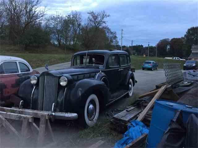 1938 Packard Limousine | 1028176