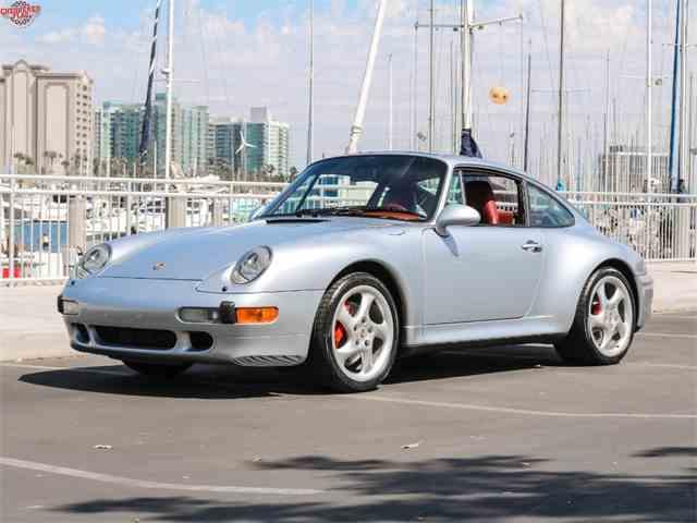 1996 Porsche 993   1020819