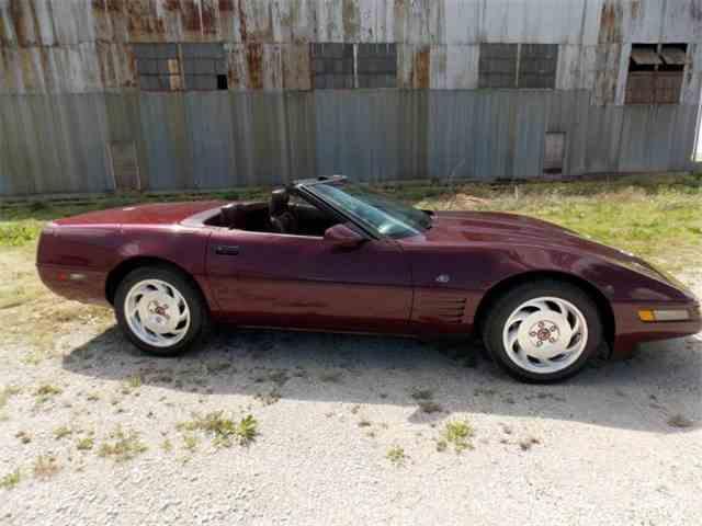 1993 Chevrolet Corvette | 1028200