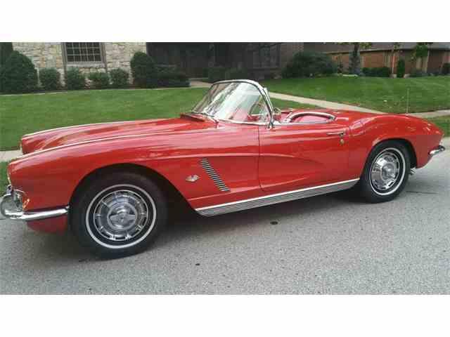 1962 Chevrolet Corvette | 1028201