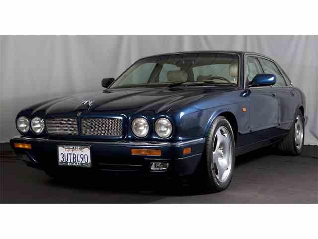 1996 Jaguar XJR   1028223