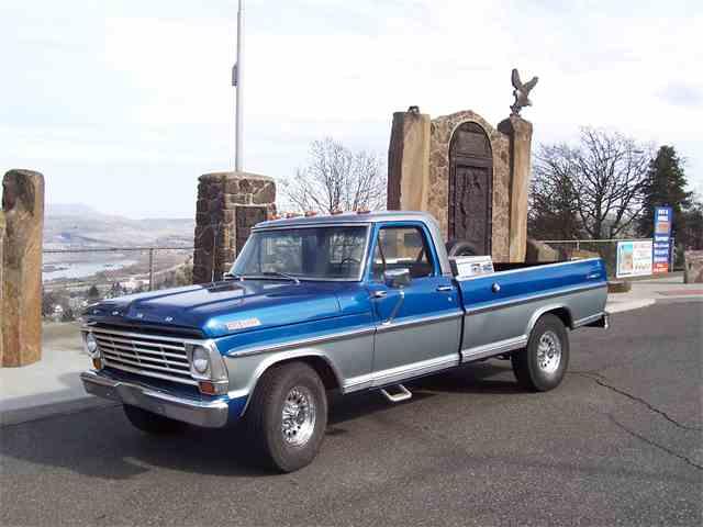 1967 Ford Ranger | 1028225