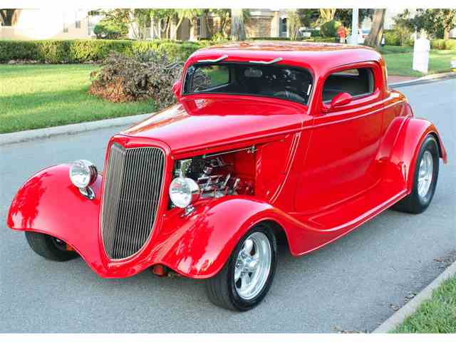 1934 Ford Hot Rod | 1028244