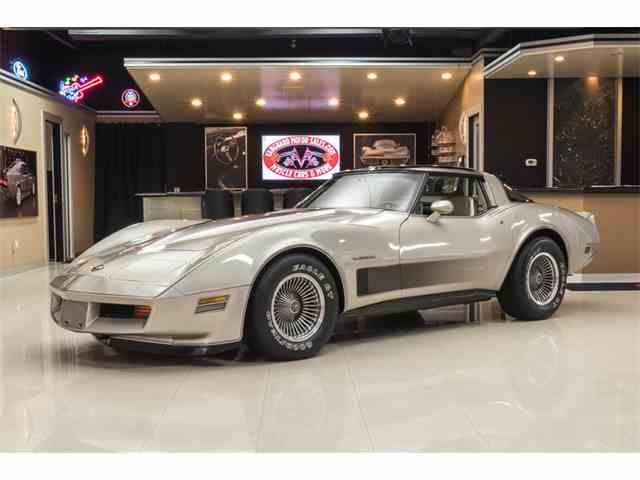 1982 Chevrolet Corvette | 1020825