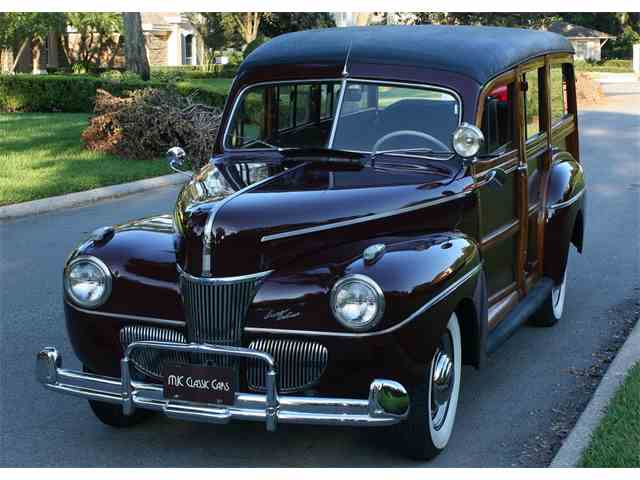 1941 Ford Woody Wagon | 1028251
