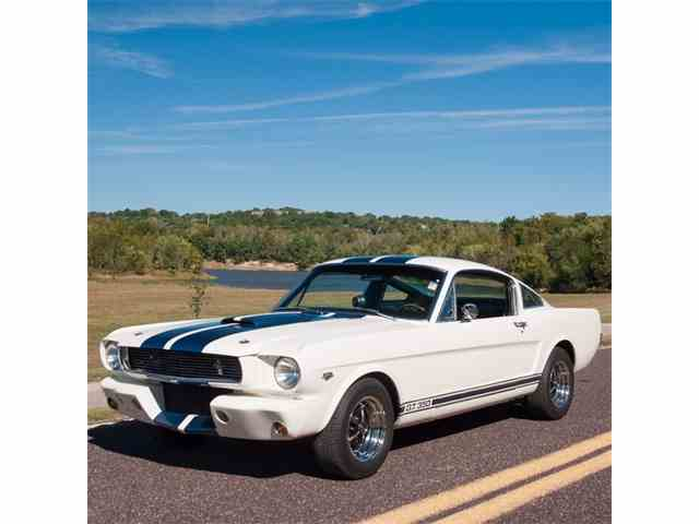 1966 Ford Mustang Shelby GT350 | 1028263