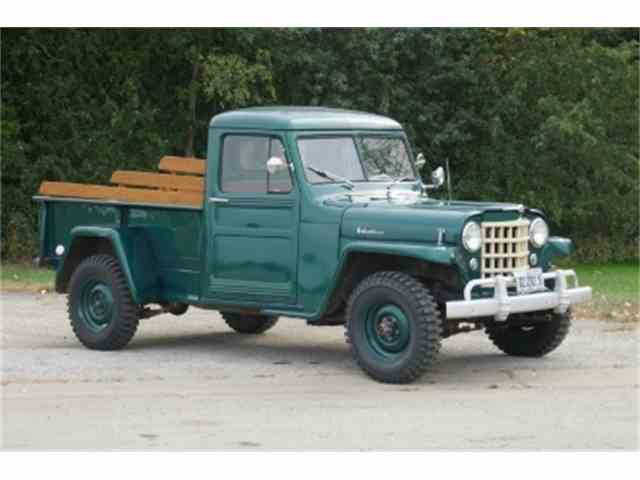 1953 Willys Pickup | 1028265