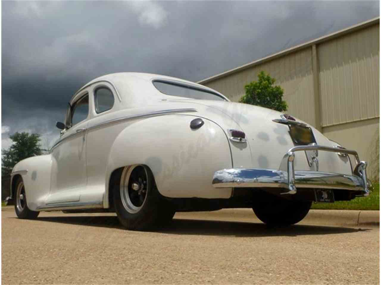 1948 plymouth business coupe for sale cc 1028267. Black Bedroom Furniture Sets. Home Design Ideas