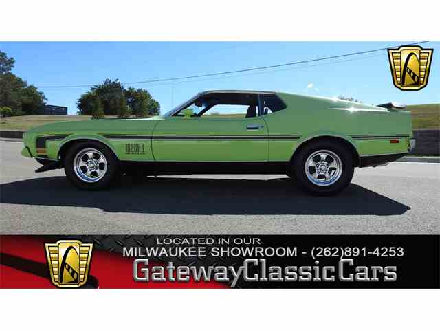 1971 Ford Mustang | 1028280