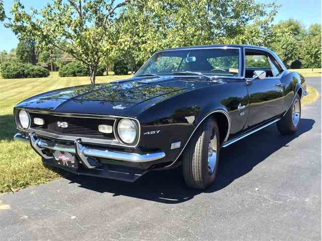 1968 Chevrolet Camaro | 1028289