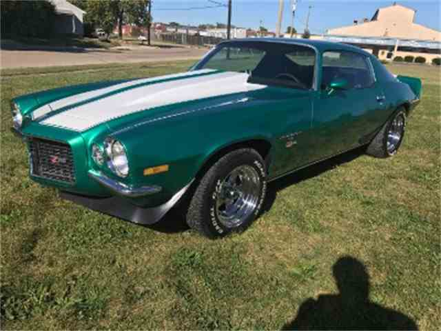 1972 Chevrolet Camaro | 1028293
