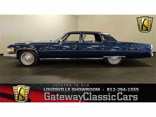 1976 Cadillac Fleetwood | 1028295