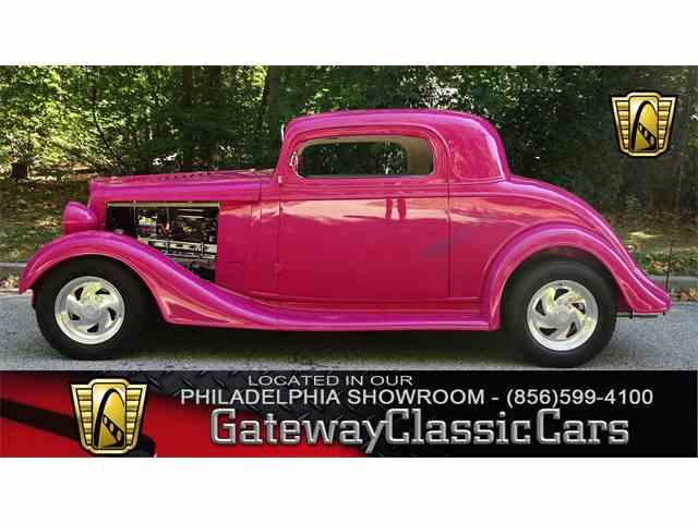 1934 Chevrolet 3-Window Pickup | 1028297