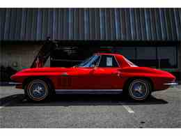 1966 Chevrolet Corvette BIG BLOCK 427 - CC-1020083