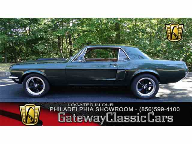 1968 Ford Mustang | 1028300