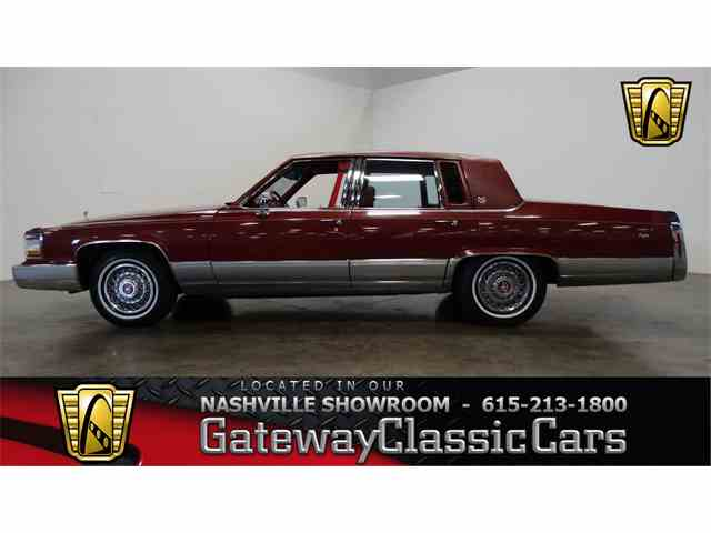 1990 Cadillac Brougham | 1028302