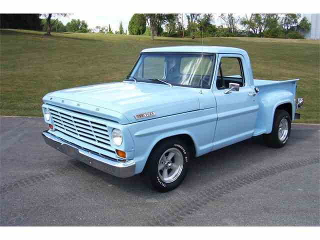 1967 Ford F100 | 1028306