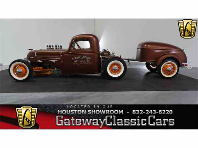 Picture of Classic 1939 Chevrolet Custom located in Houston Texas - $54,000.00 Offered by Gateway Classic Cars - Houston - M1G9