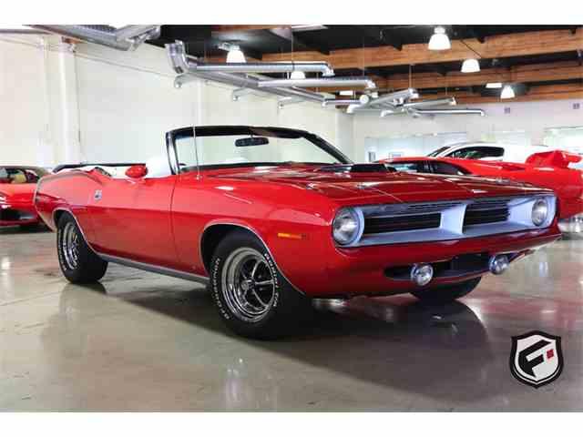 1970 Plymouth Cuda | 1028315