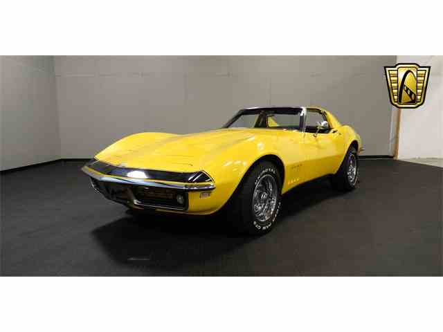 Picture of '68 Chevrolet Corvette located in Memphis Indiana - $22,995.00 Offered by Gateway Classic Cars - Louisville - M1GC