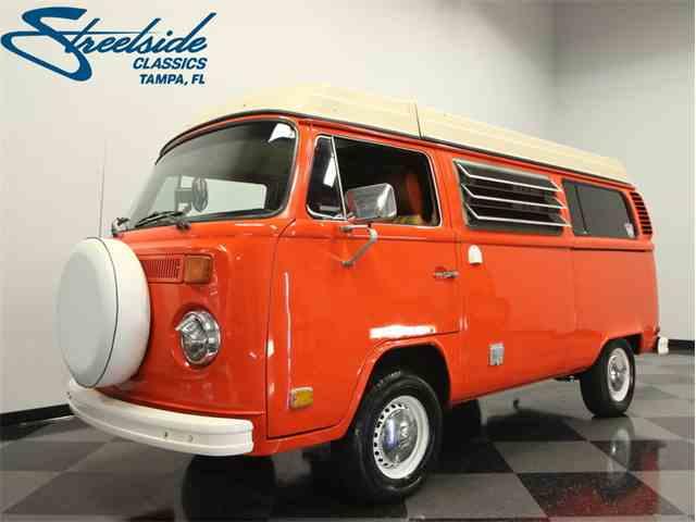 1974 Volkswagen Type 2 Westfalia Camper Van | 1028317