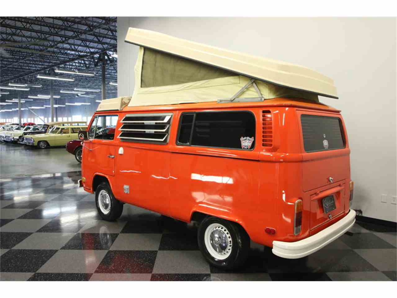 1974 Volkswagen Type 2 Westfalia Camper Van For Sale Classiccars Com Cc 1028317