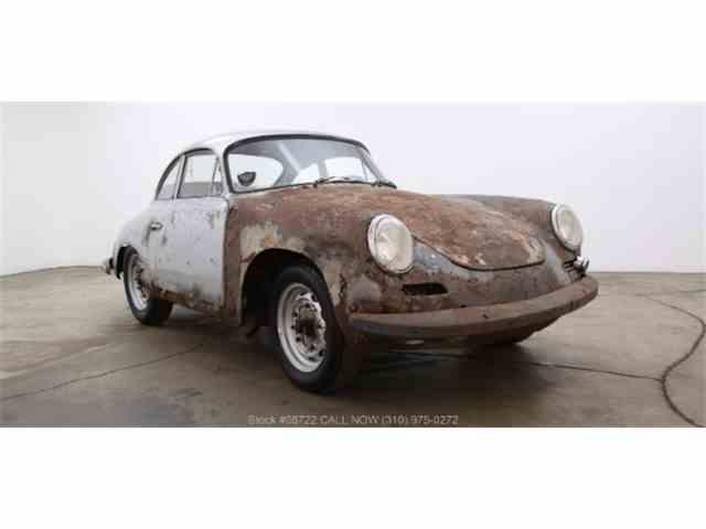 1962 Porsche 356B | 1028318