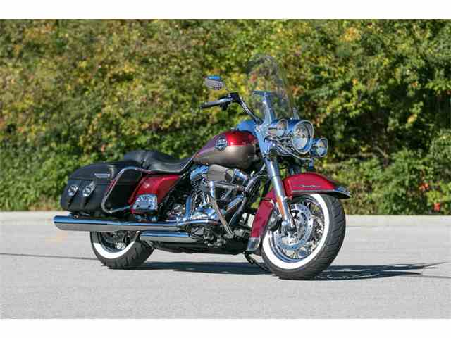 Picture of '09 Road King - M1GF