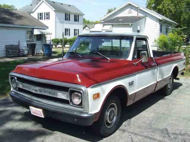 1969 Chevrolet C/K 10 | 1020832