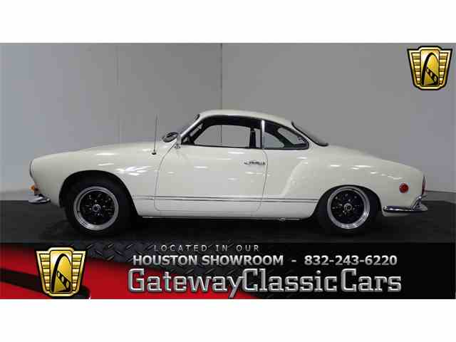 Picture of '68 Karmann Ghia - M1GQ