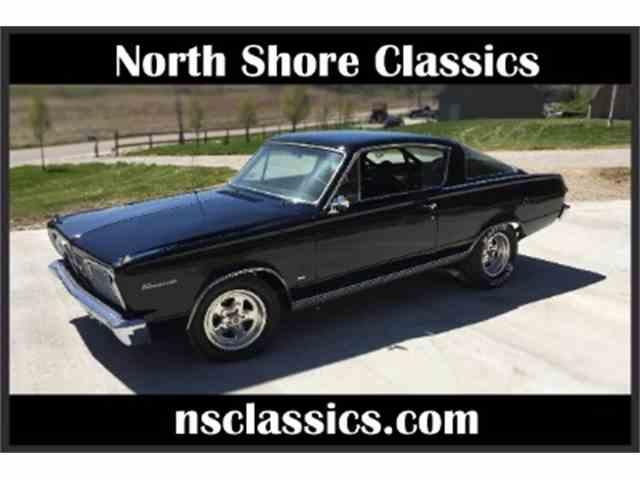 1966 Plymouth Cuda | 1028332